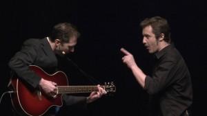 Javier Varela espectáculo en Teatro Alfil