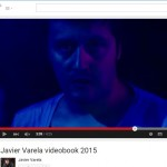 Nuevo Videobook - Javier Varela actor 2015