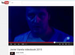 videobook javier varela actor