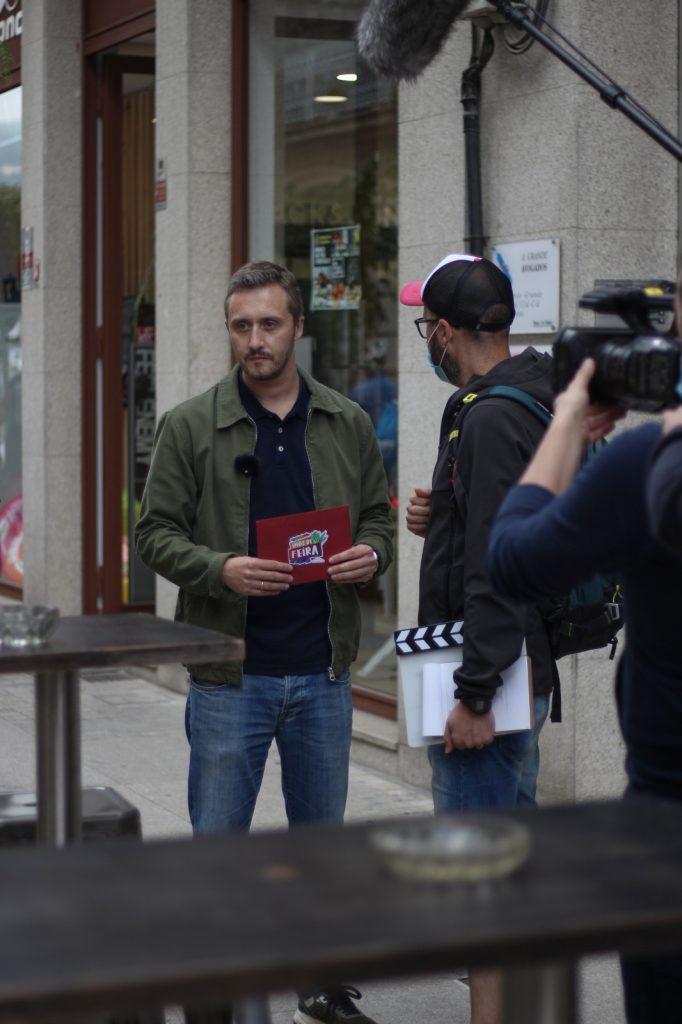 presentador televisión gallega