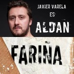 Personaje Aldán en Fariña - Javier Varela Actor
