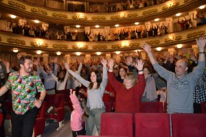 presentador eventos galicia