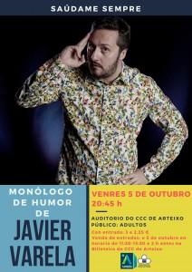 SAÚDAME SEMPRE con Javier Varela